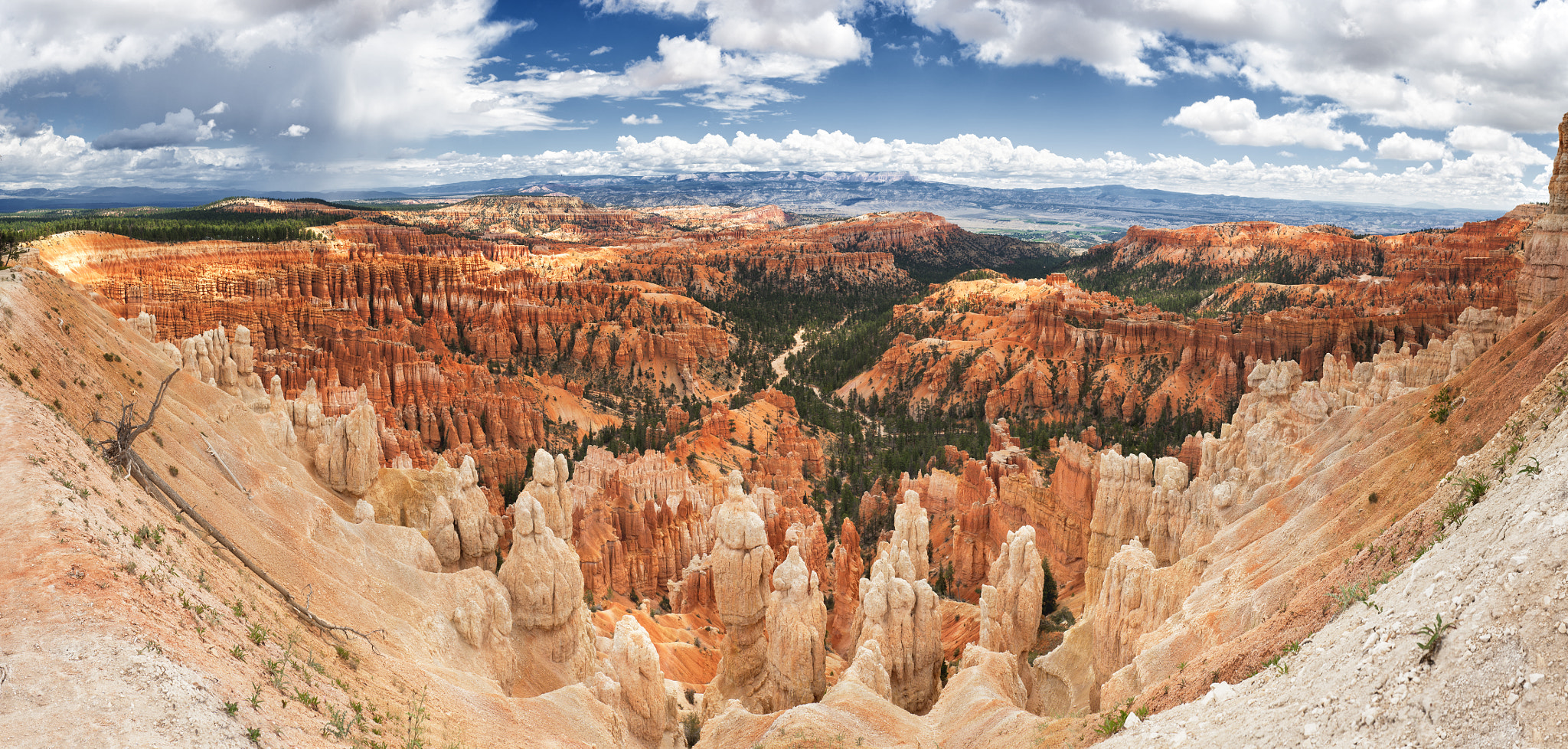 Photograph Bryce Canyon panoramic II by PUGET Kevin on 500px