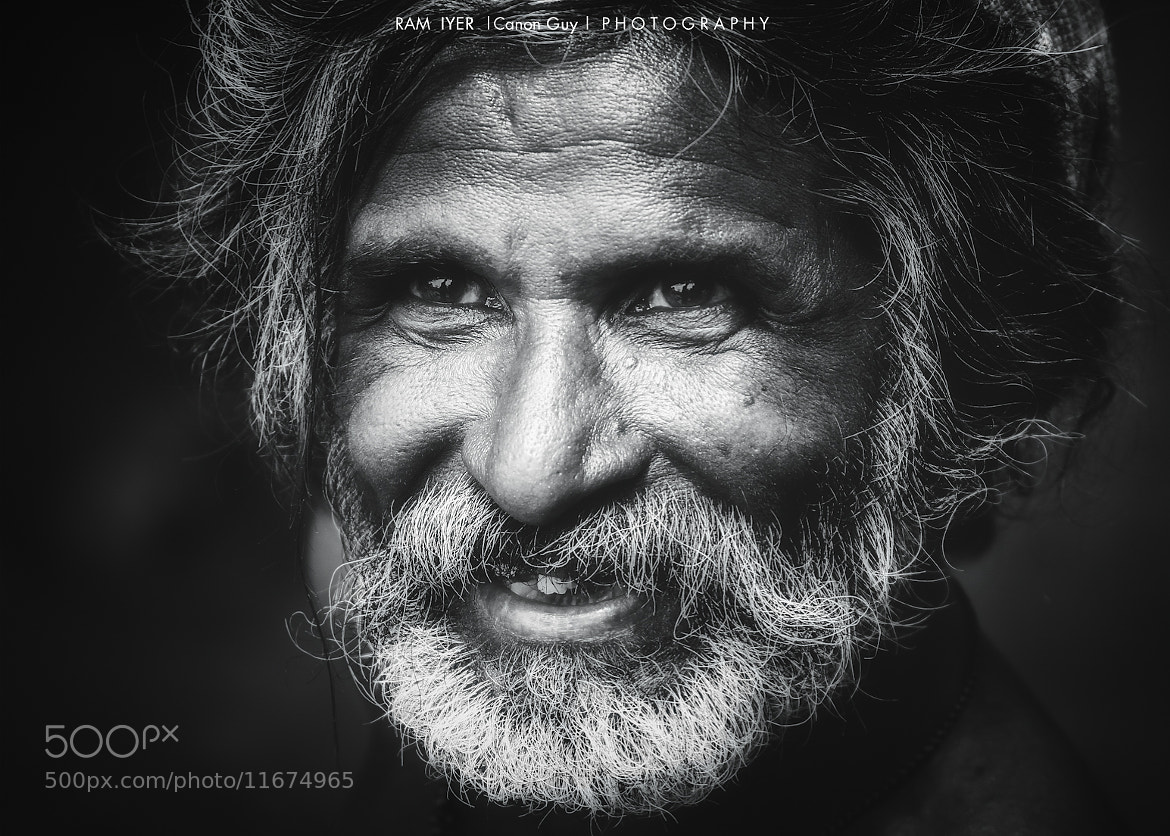 Photograph I always Smile - Nomads of India by Ram Iyer on 500px
