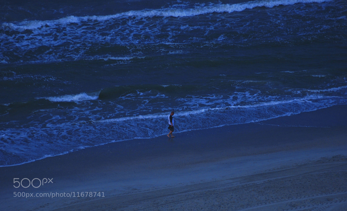 Photograph A Lonely Walk by Jennifer Williams on 500px