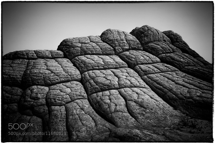 Photograph Mud Wave at White Pocket by Jason Barnes on 500px