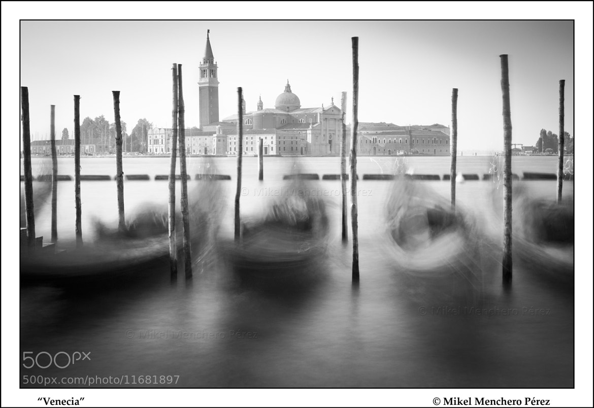 "Photograph ""Venecia"" by Mikel Menchero on 500px"