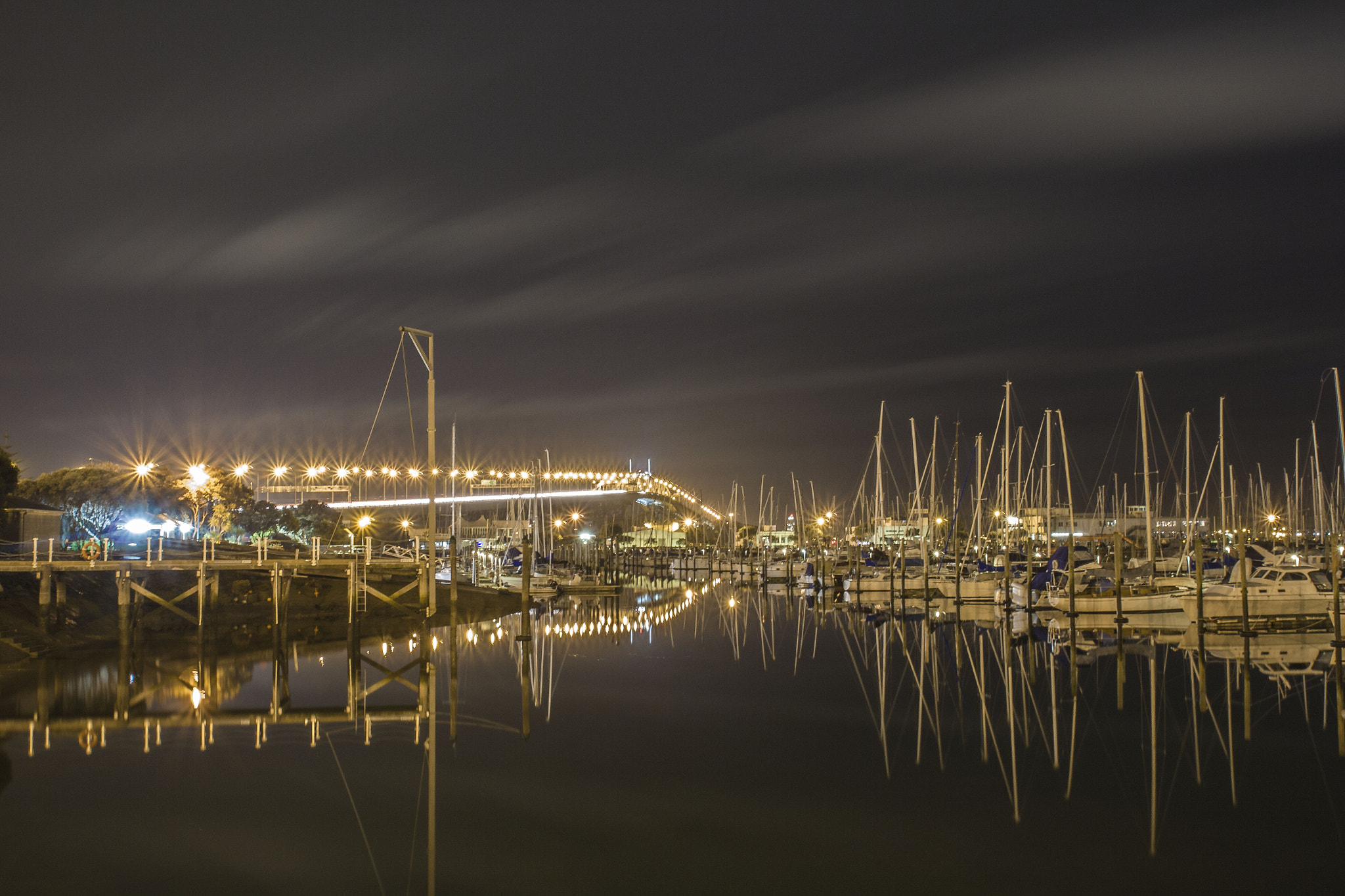 Photograph Westhaven Marina by Bong Andres on 500px