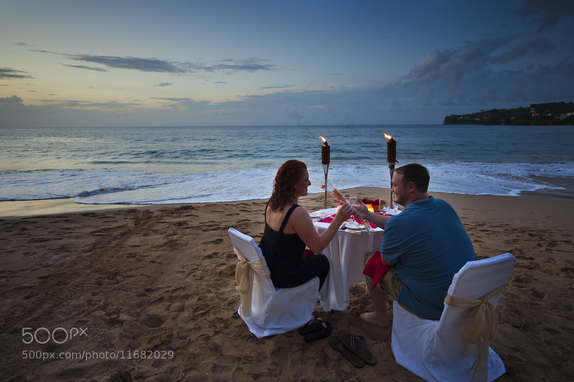 Photograph Candlelight Dinner for Two by Bradley Clampitt on 500px
