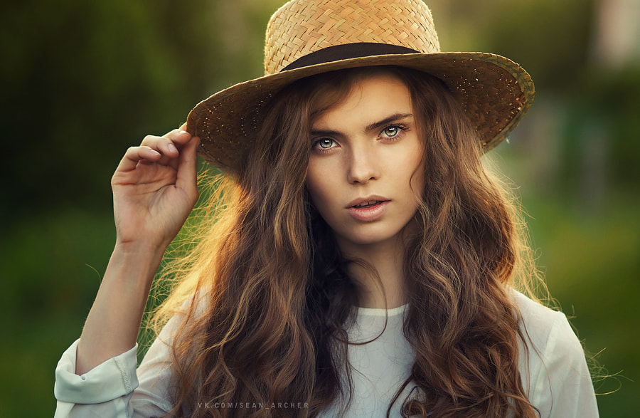 Valeria by Sean Archer on 500px.com