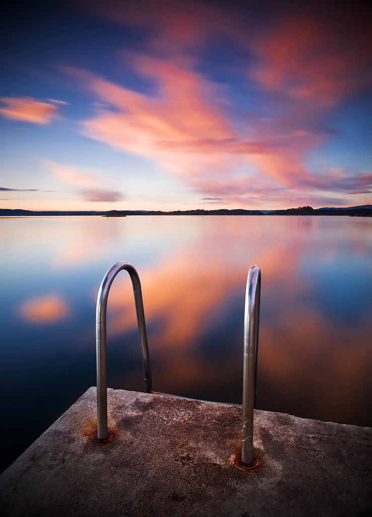 Photograph Blue Skies Forever by Anders Naesset on 500px