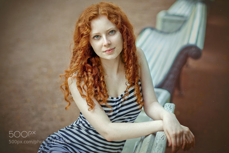 Photograph Daria by Olga Gabsattarova on 500px