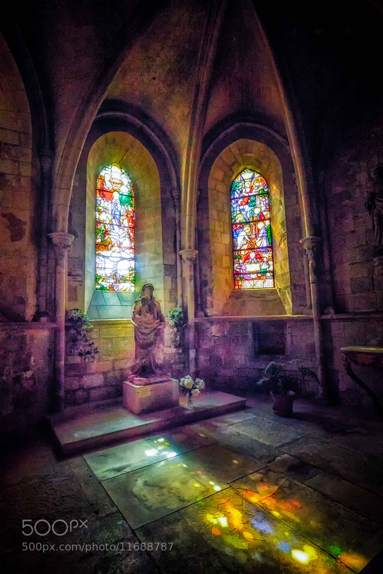 Photograph French country church by Dennis Herzog on 500px