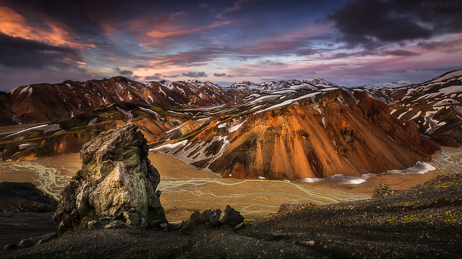 The Guardian of my Dreams by Alban Henderyckx