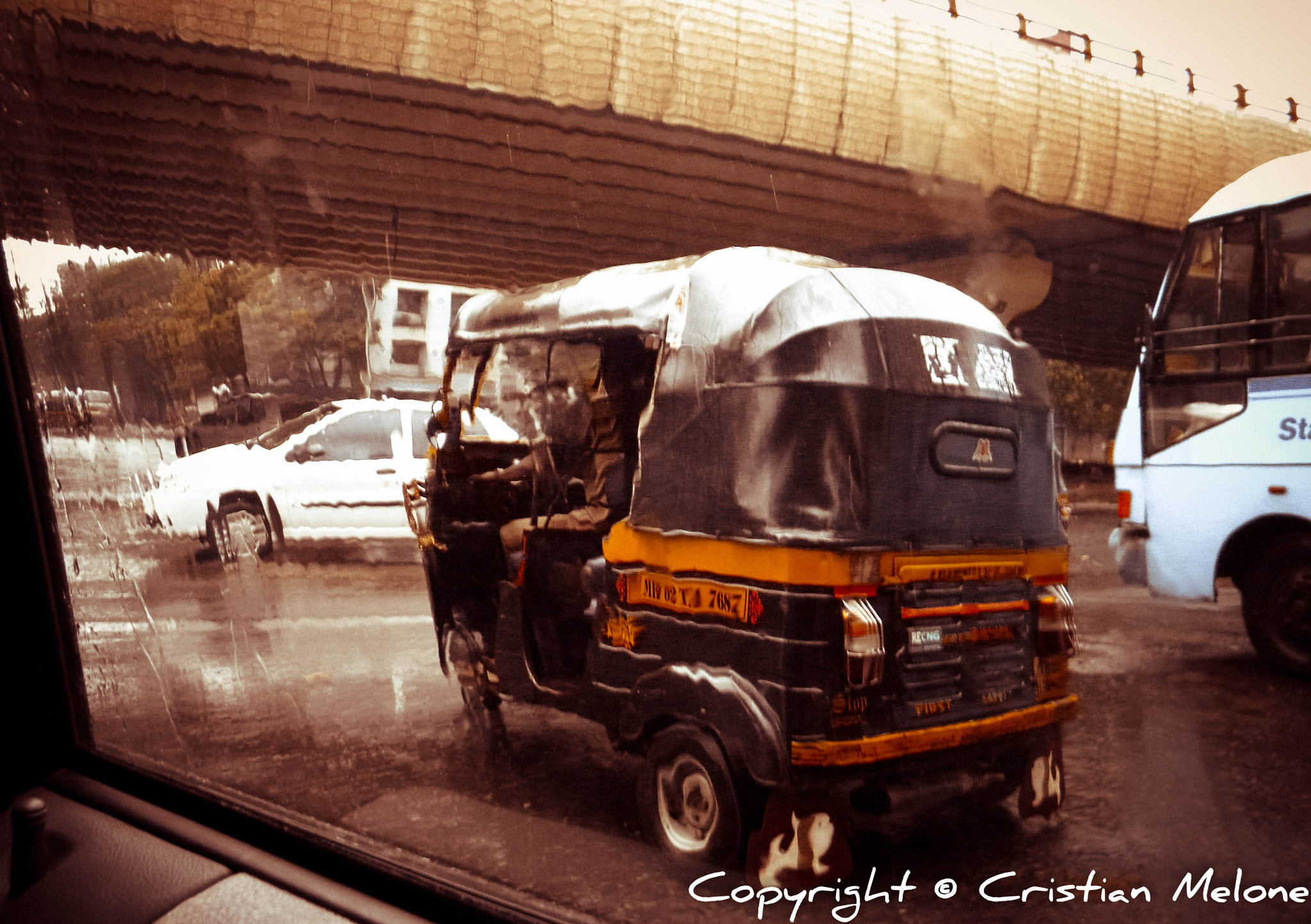 Photograph Rainy day in New Delhi by Cristian Melone on 500px
