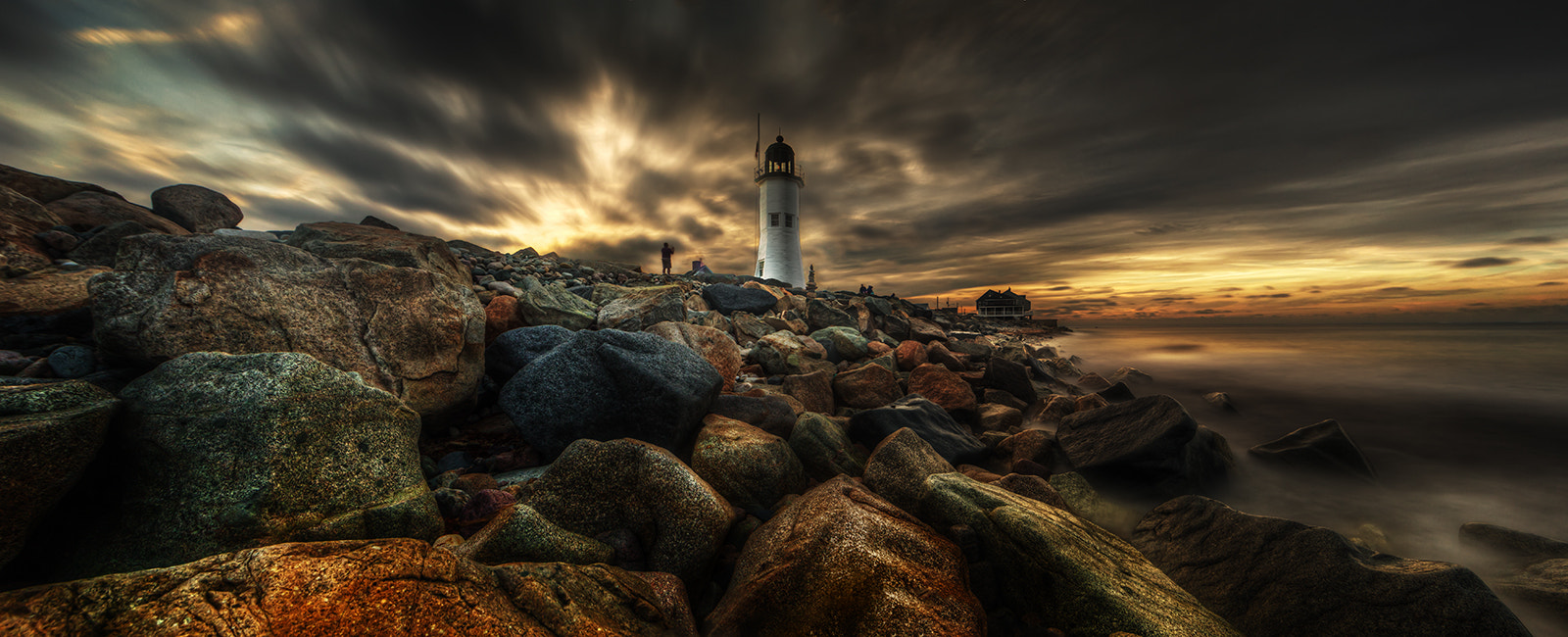 Photo Sunrise at Scituate par Edward Reese on 500px