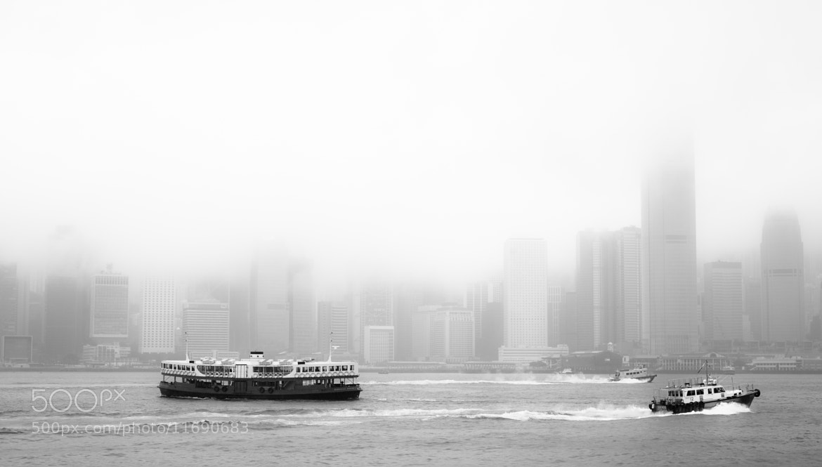 Photograph # victoria harbour by Leif Yung on 500px