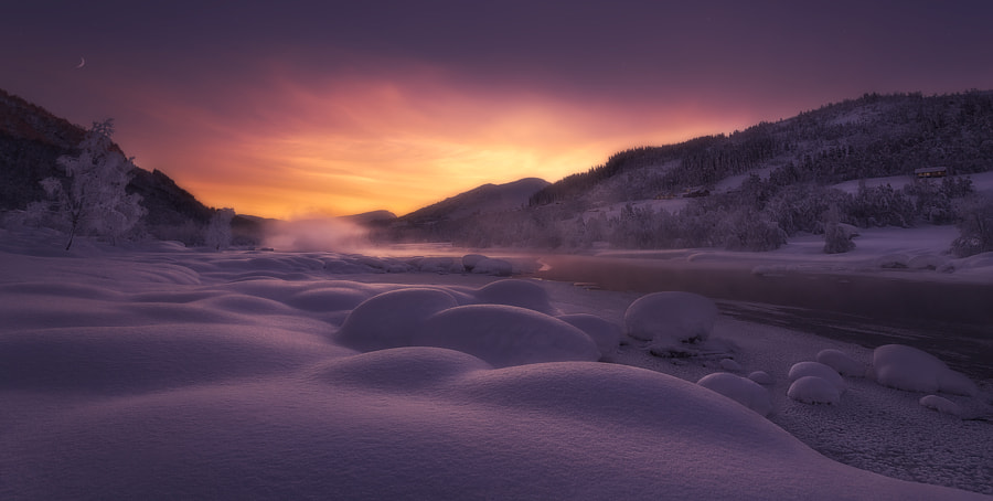 Winter Solstice Magic by Stian N on 500px.com
