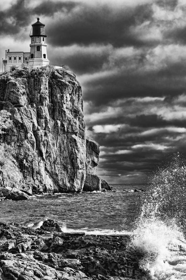 Photograph Split Rock Lighthouse by Steve Wetzel on 500px