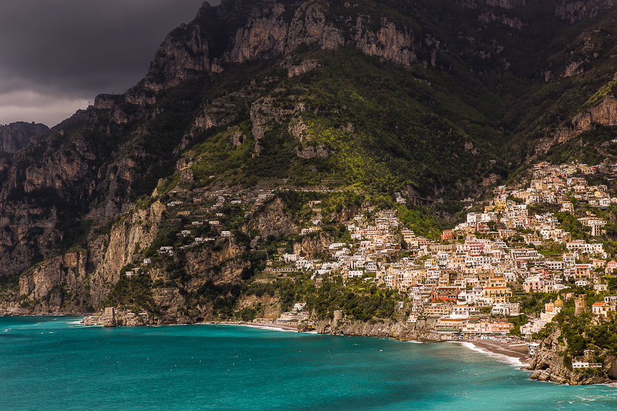 Photograph Positano by Hans Kruse on 500px