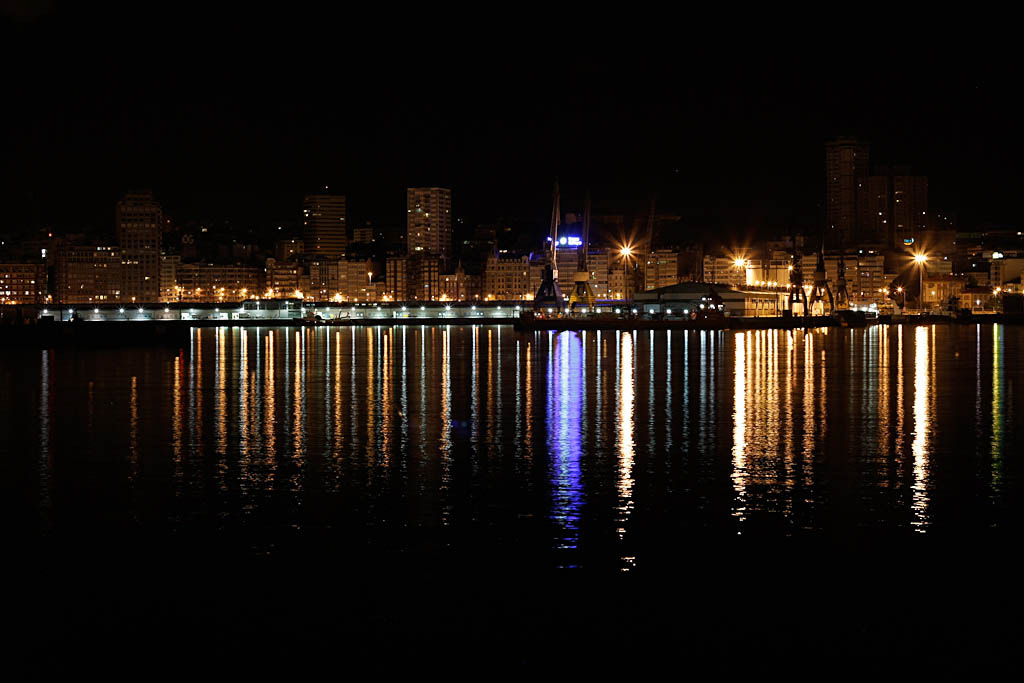 Photograph Coruña night by Jose Fonterosa on 500px