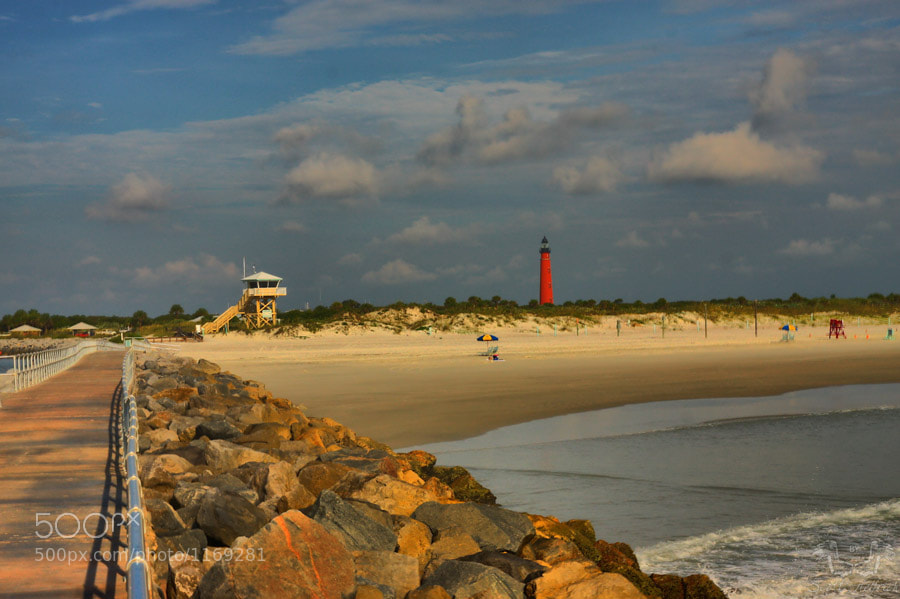 Photograph Ponce Inlet Lighthouse by Scott Helfrich on 500px