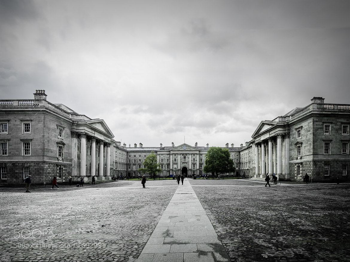 Photograph Trinity College by Olivier GARAND on 500px