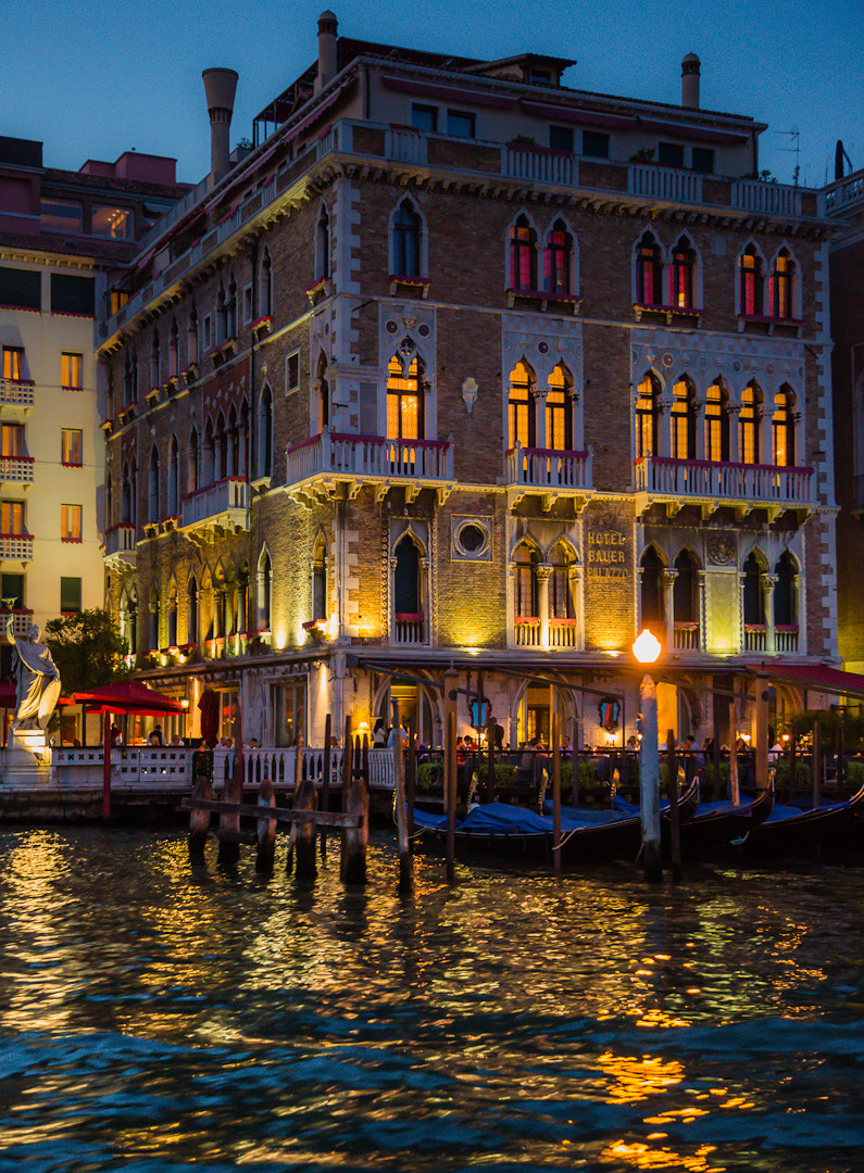 Photograph Venice at Night by Jim Martin on 500px