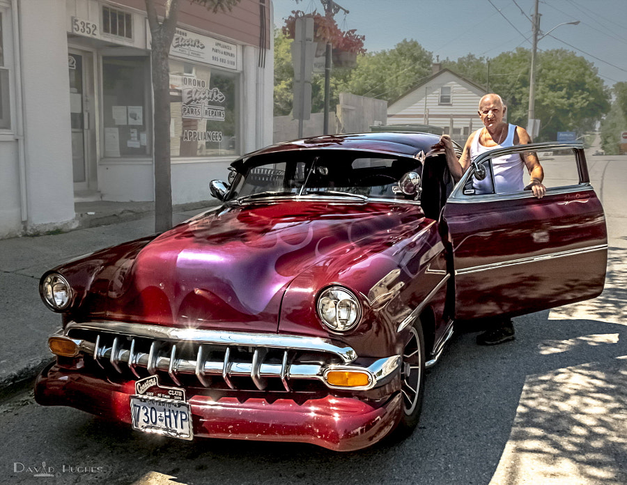 1954 Chevrolet Hardtop Hot Rod + Owner