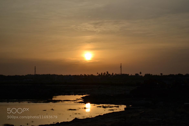 Photograph Sunrise by Varadharajan .C on 500px
