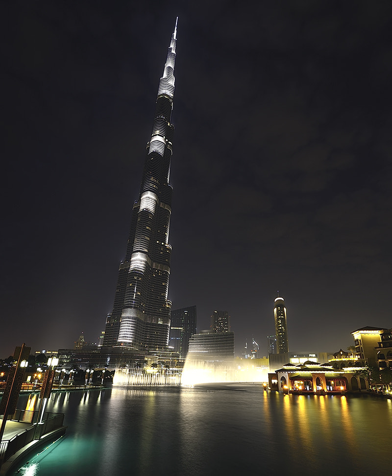 Photograph Burj Khalifa - Dubai by Omar Al-Askar on 500px