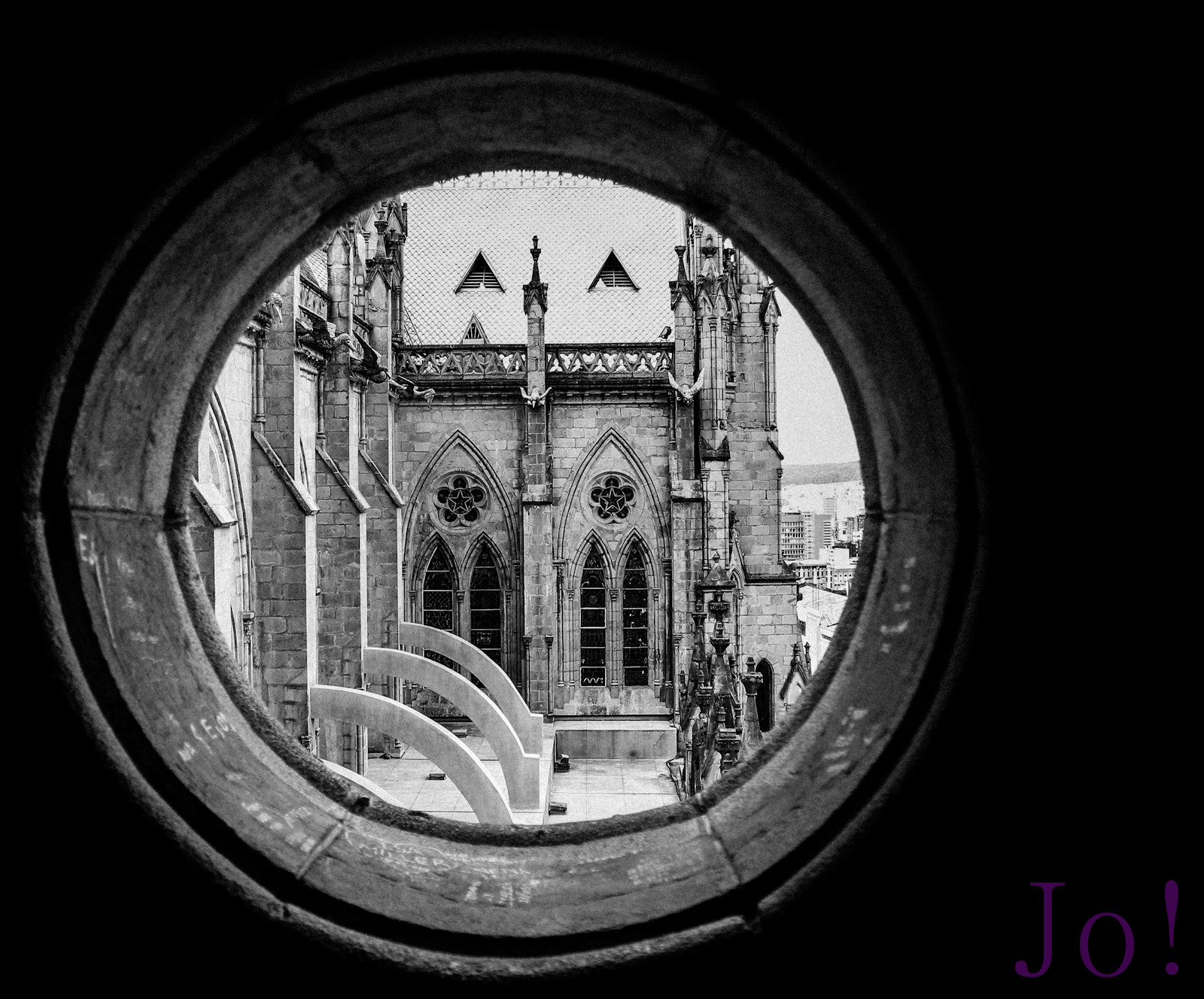Photograph Gothic view by Jhoanna  Rosales on 500px