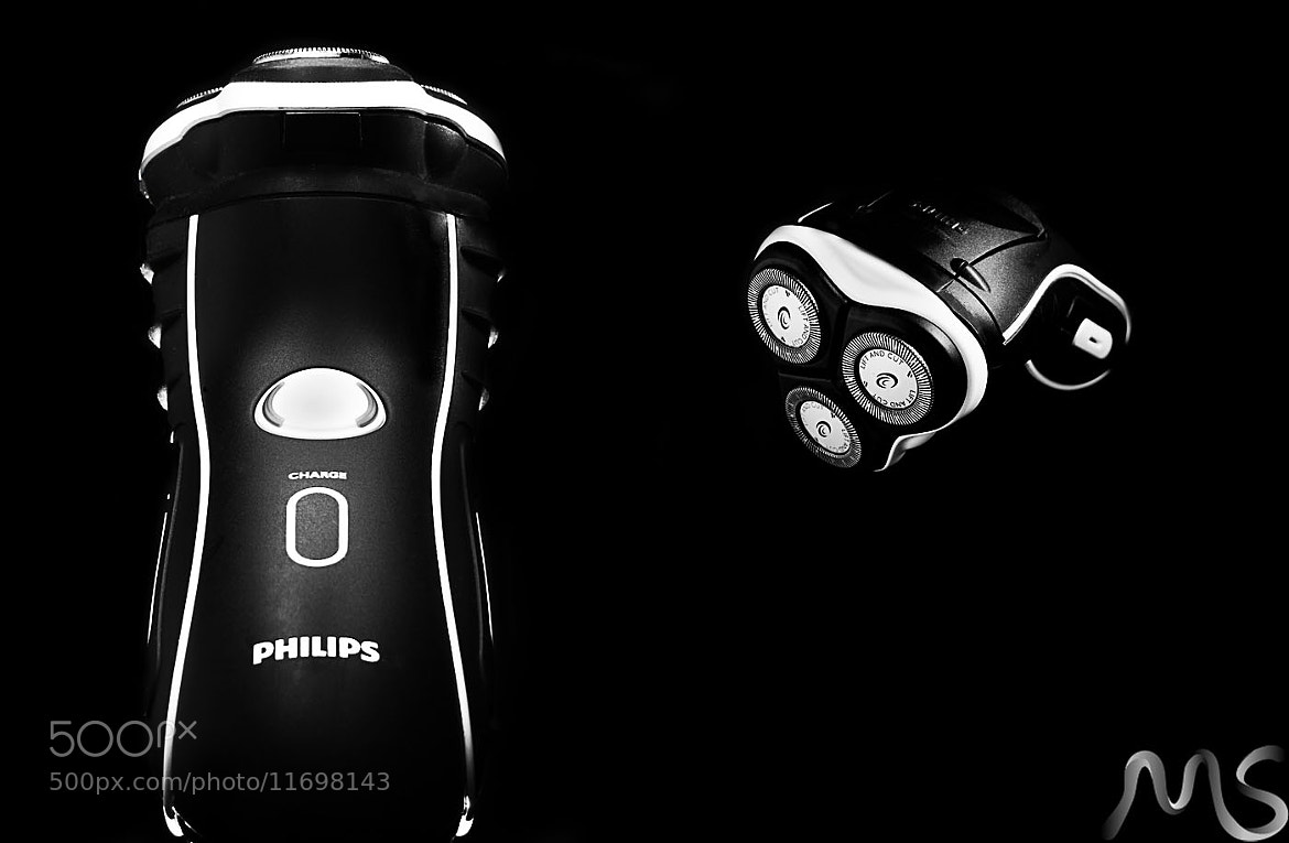 Photograph Razor by Sylvain Millier on 500px