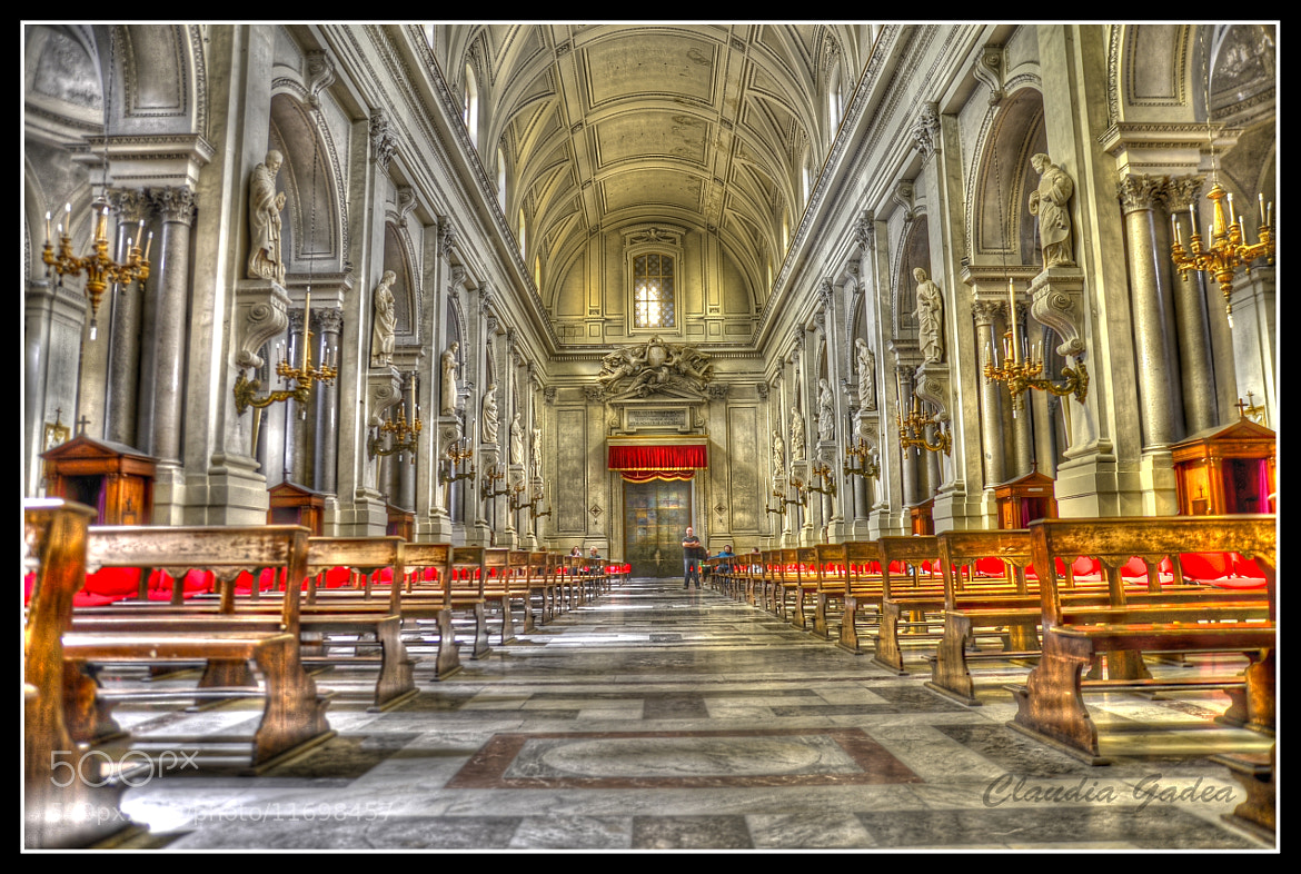Photograph Palermo Cathedral by Claudia Gadea on 500px