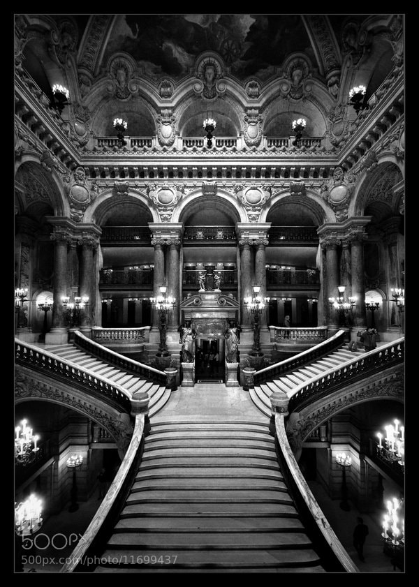 Photograph Crown of the Opera by   Endegor on 500px