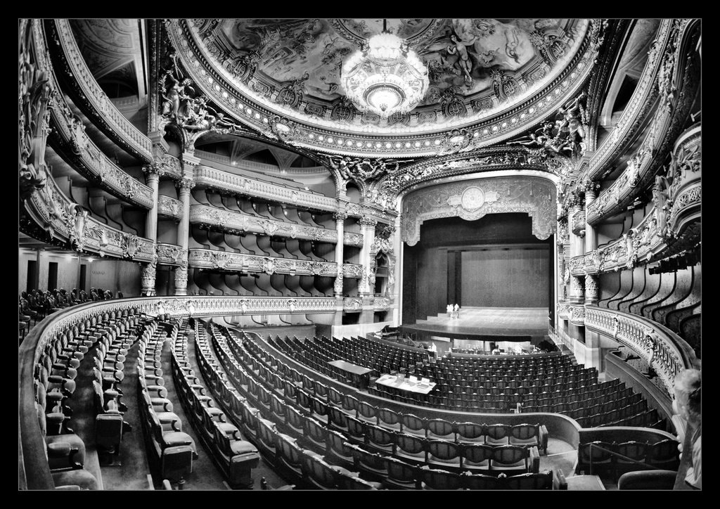 Photograph Heart of the Opera by Nikolai Endegor on 500px