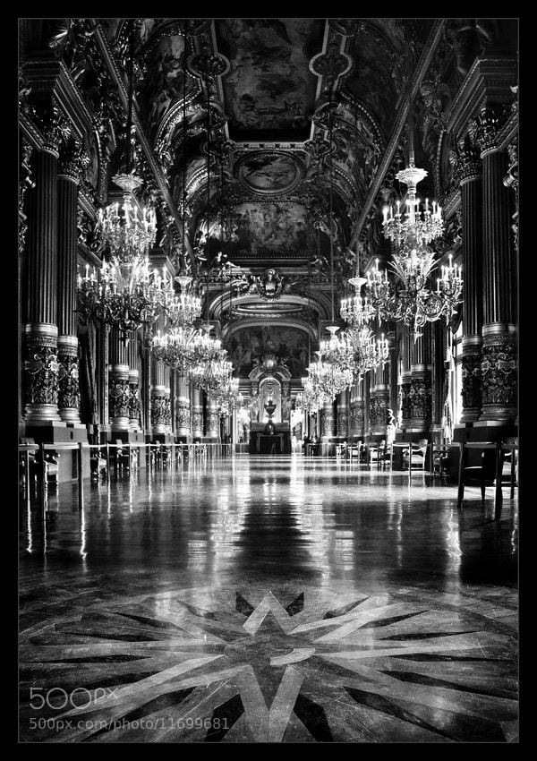 Photograph Pride of the Opera by   Endegor on 500px