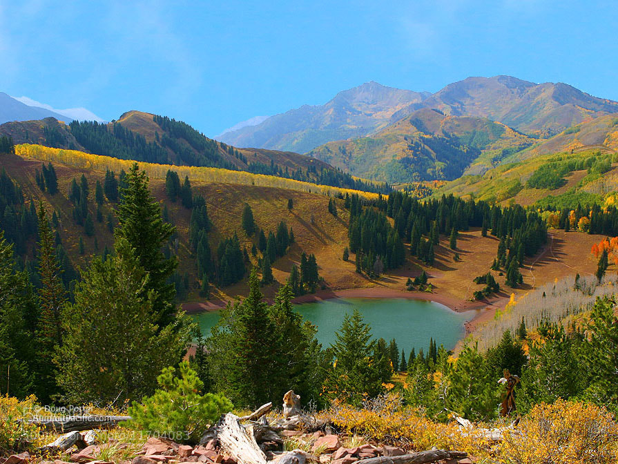 Photograph Wasatch Crest Trail, Utah by Doug Porter on 500px