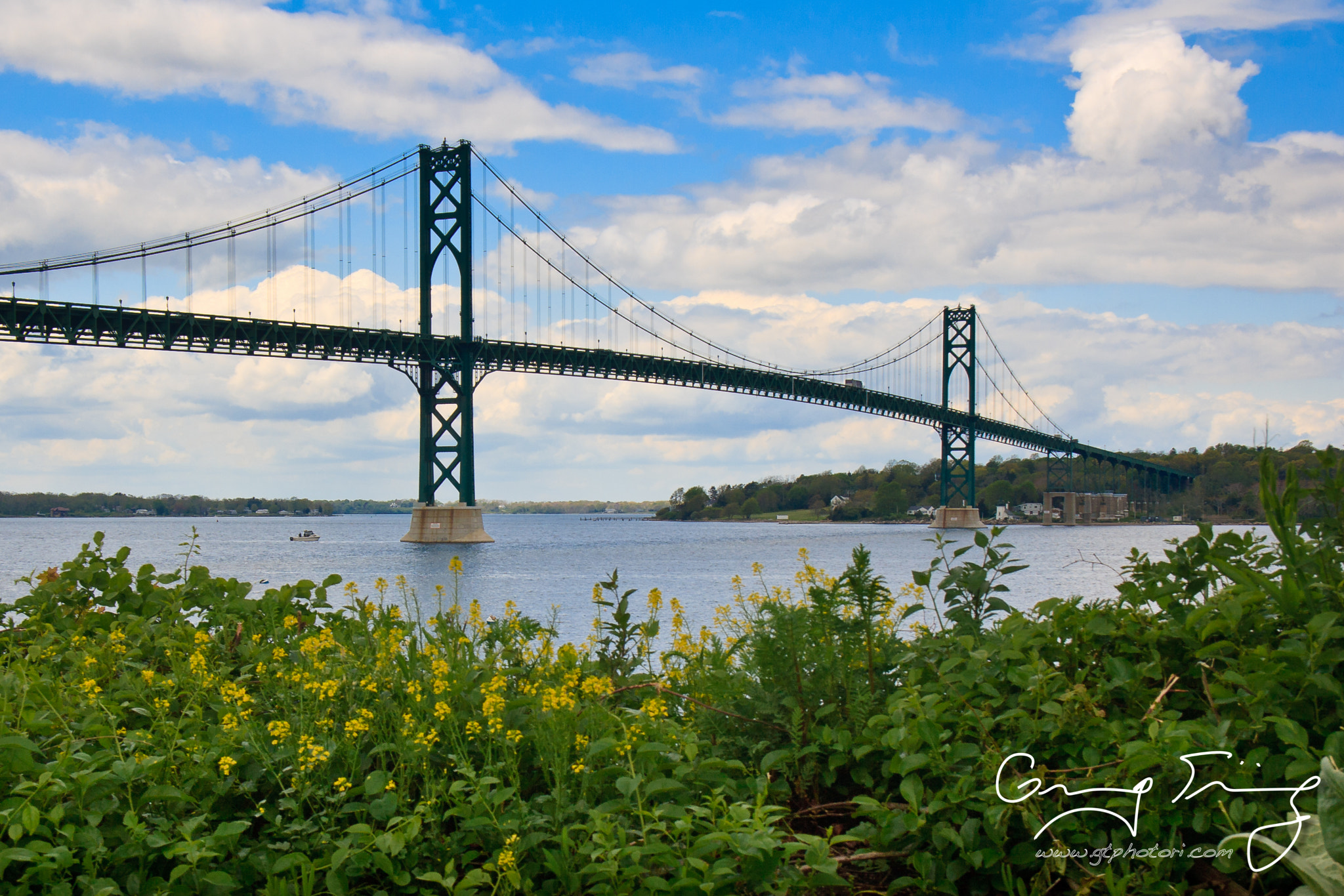 Photograph Mt. Hope Bridge by Gregory Thivierge on 500px