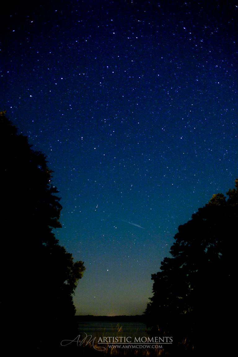 Photograph Perseids by Amy McDow on 500px