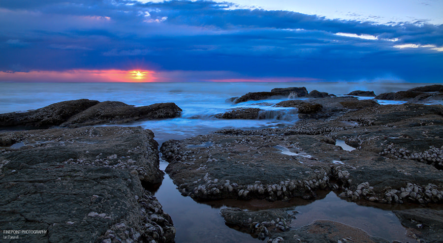 Photograph Cold front coming by Ian  Damerell on 500px