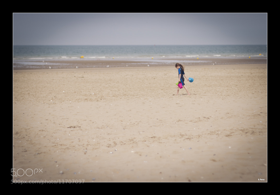 Photograph Beach Games by Olivier Porez on 500px