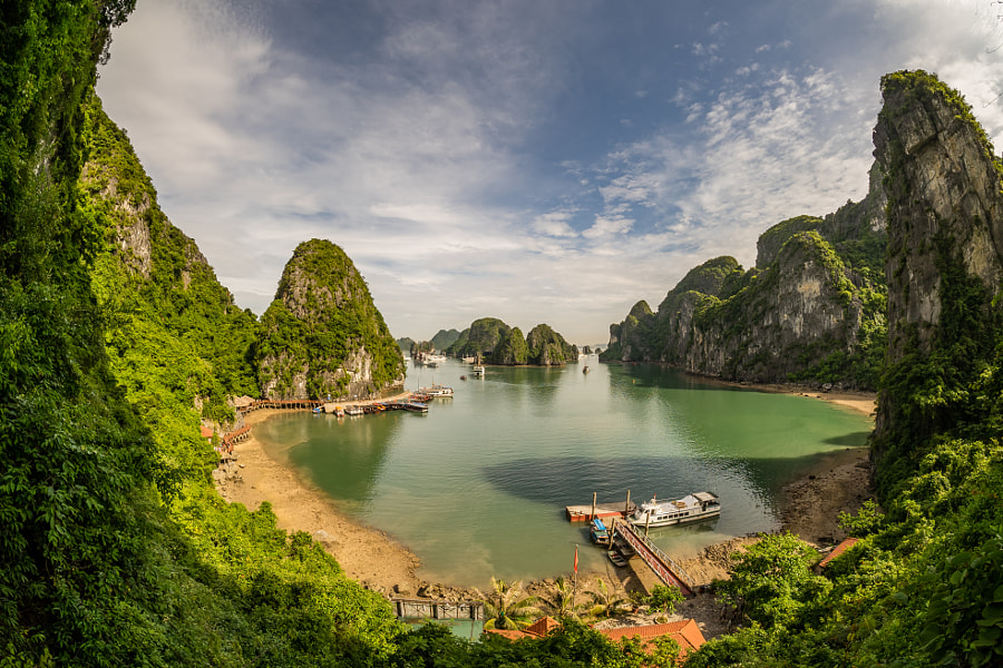 Ha Long Bay, Vietnam by Zygmunt Spray on 500px.com