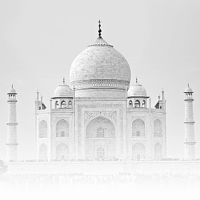 The Taj  by Tanvi Sharma (tanvisharma)) on 500px.com