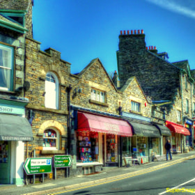 Ambleside Town by  SuperSnappz (supersnappz)) on 500px.com