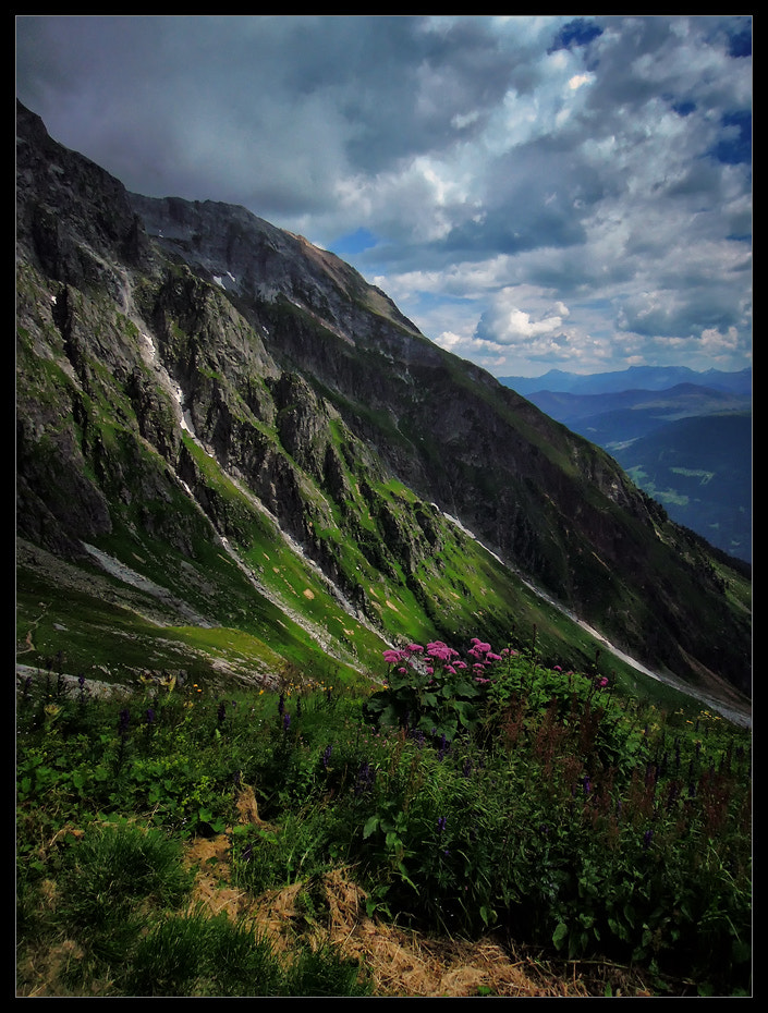 Photograph green valley by Sandra Löber on 500px