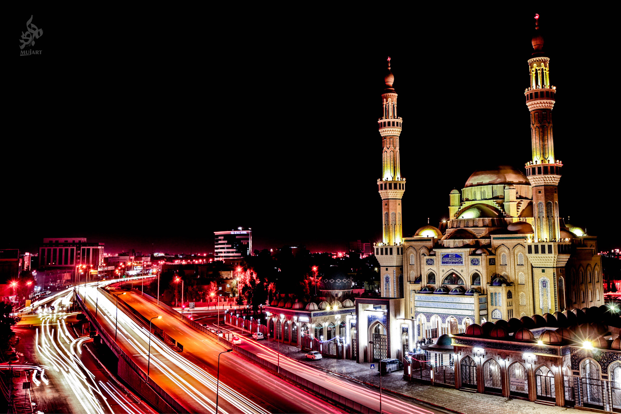 Photograph A Blessed Night by MUJART ZAID on 500px