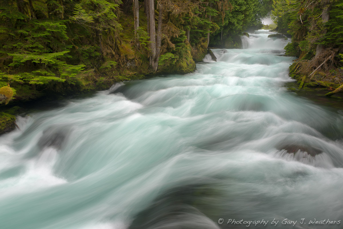 Photograph Emerald Flow by Gary Weathers on 500px