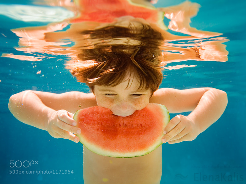Photograph UnderWatermelon by Elena Kalis on 500px