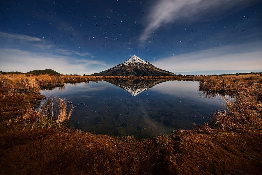 Photograph Mount Taranaki by Yan Zhang on 500px