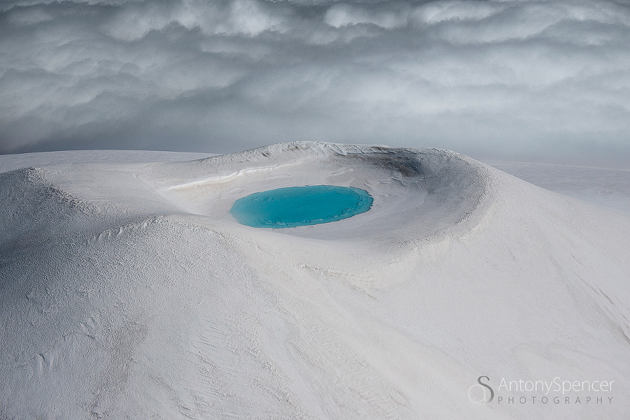 Crater Pool by Antony Spencer on 500px.com