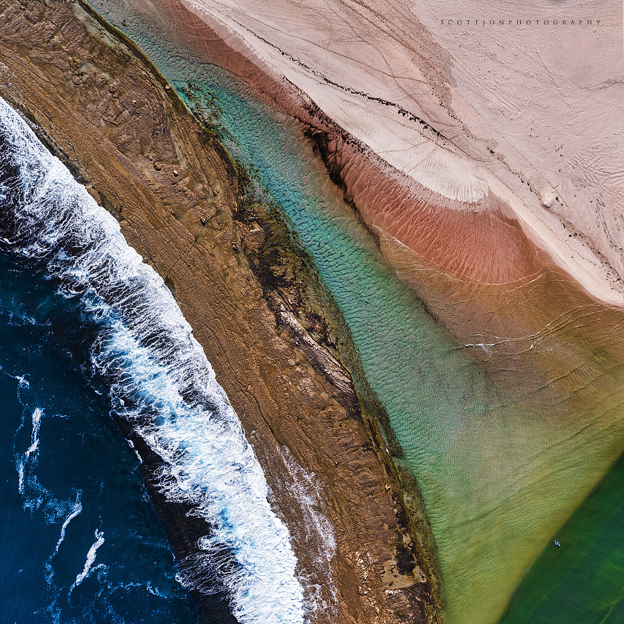 Kalbarri Rainbow by Scott McCook on 500px.com