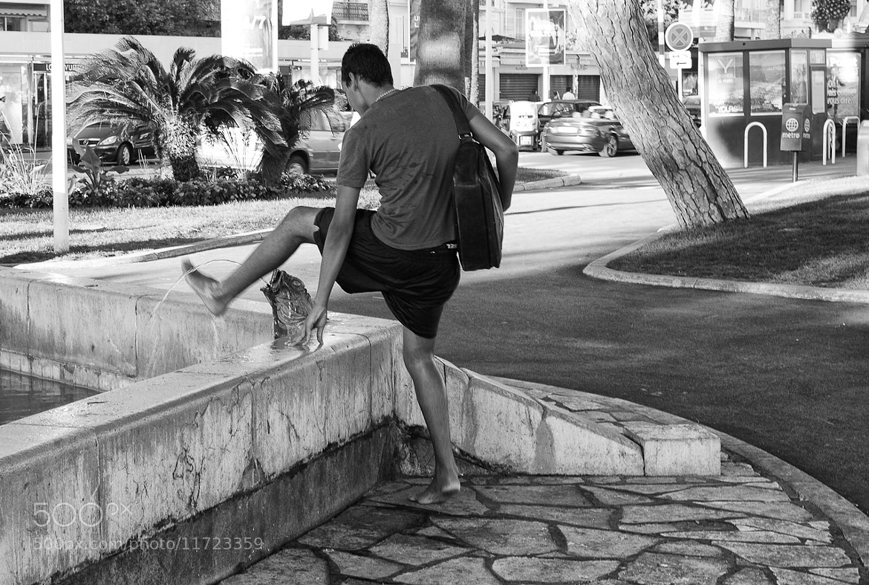 Photograph The Cleaner by Fábio Astolpho on 500px