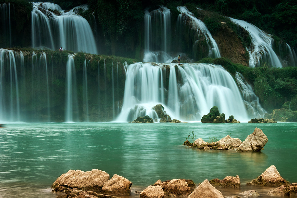 Photograph Bangioc Waterfall by Hai Thinh on 500px