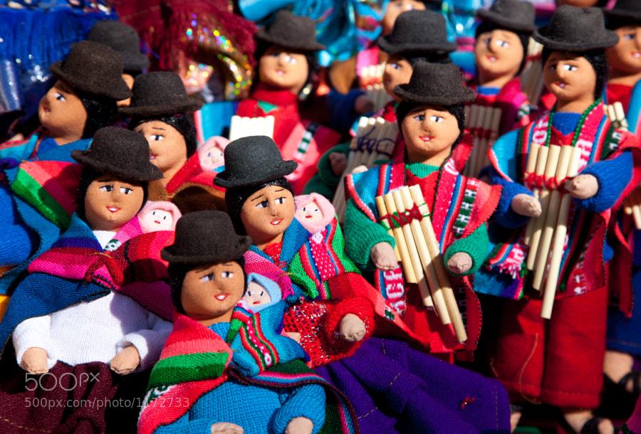 Handcrafted Bolivian Dolls by carlos restrepo (carlosrestrepo) on 500px.com