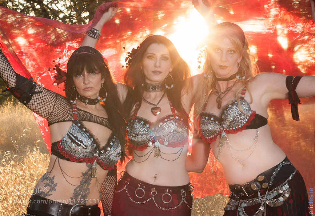 Photograph Mountain Gypsy Belly Dancers by Eric Leslie on 500px